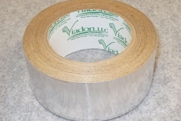 2 mil aluminum foil tape with liner