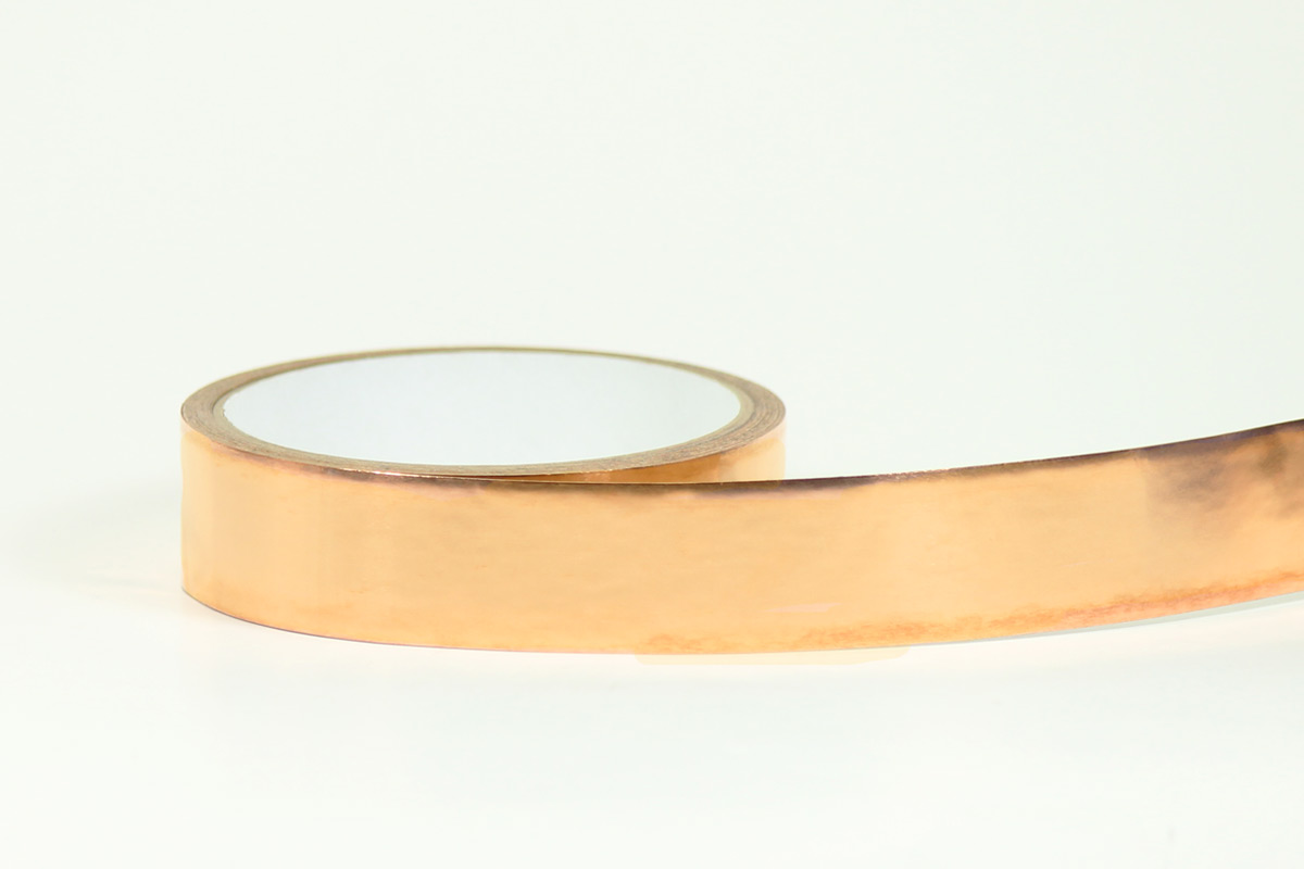 VT290L Copper Foil Tape with Liner
