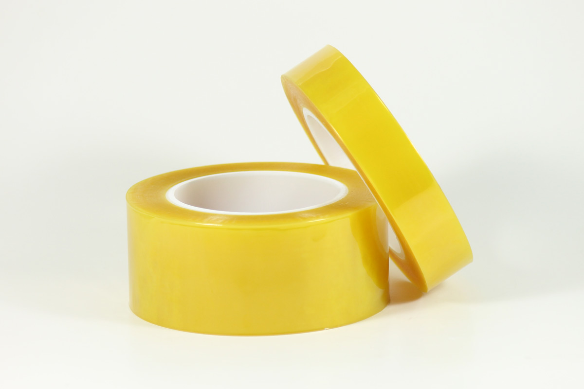 VT950 Yellow Polyester Tape