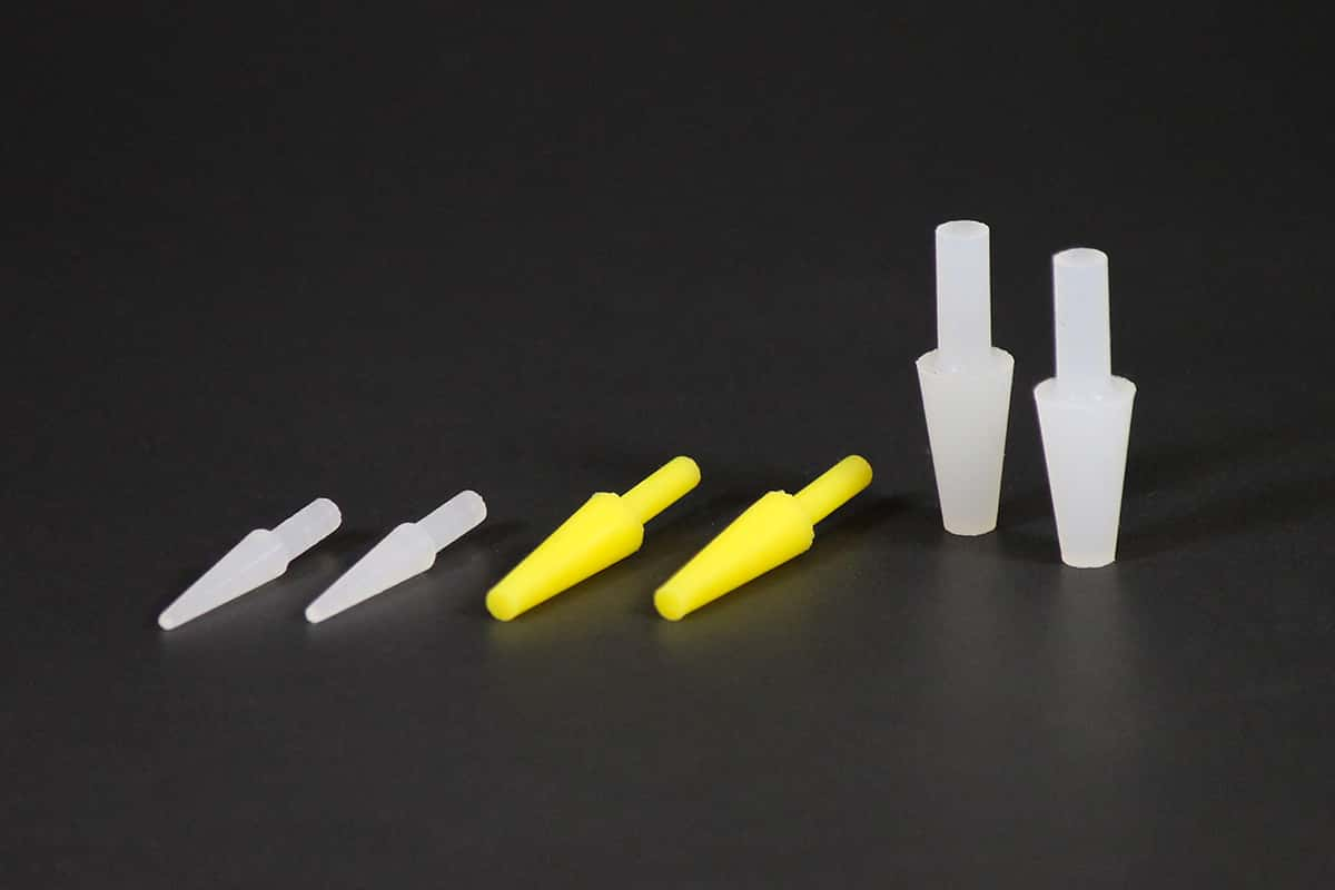 STP-H Silicone Tapered Plugs with Handle