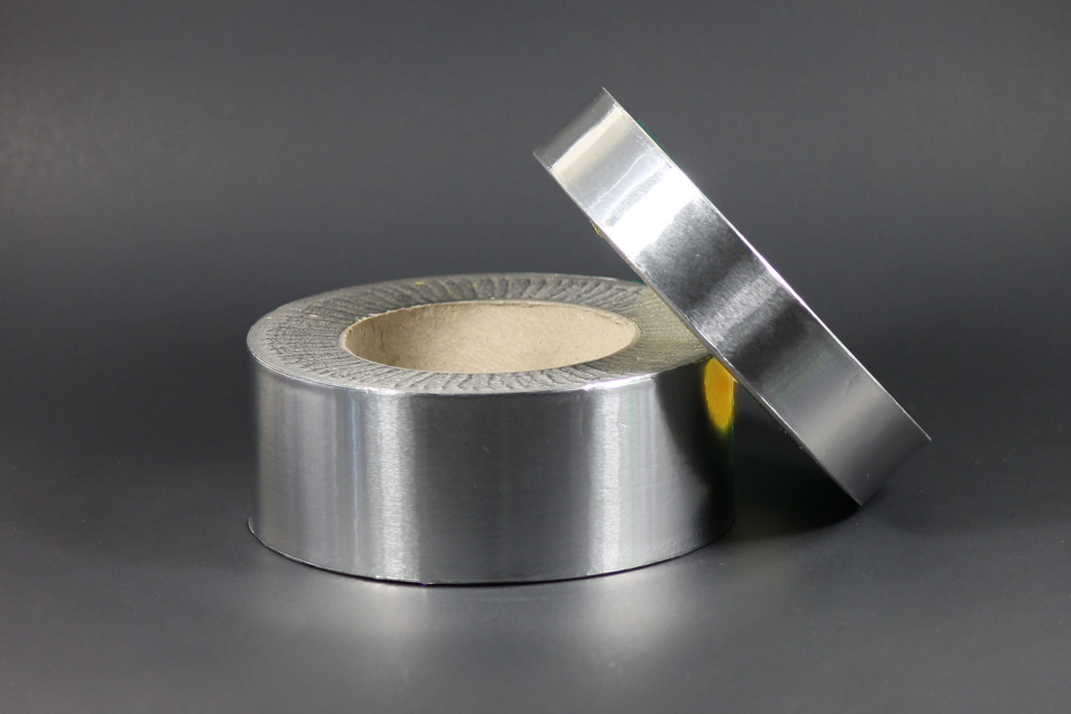 VT461 2 mil Aluminum Foil Tape with Liner