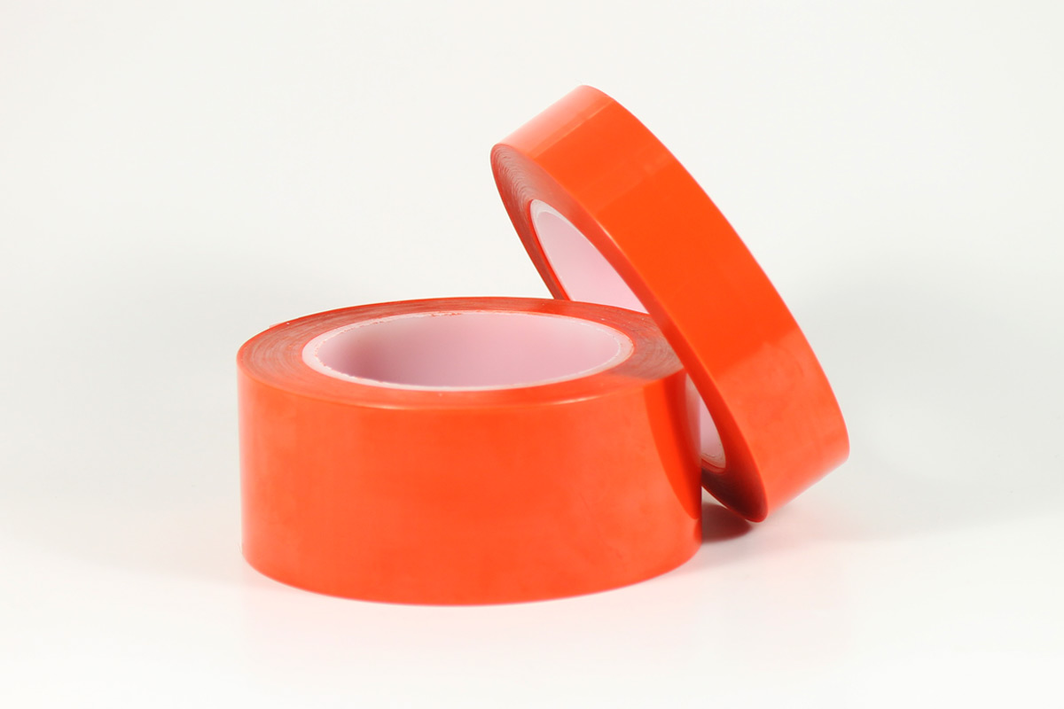 VOT Orange Polyester Tape